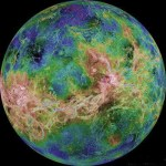 "The planet Venus.  What would ""formless and void"" look like?  Certainly there is form here."