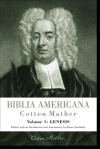 Cotton Mather - Biblia Americana