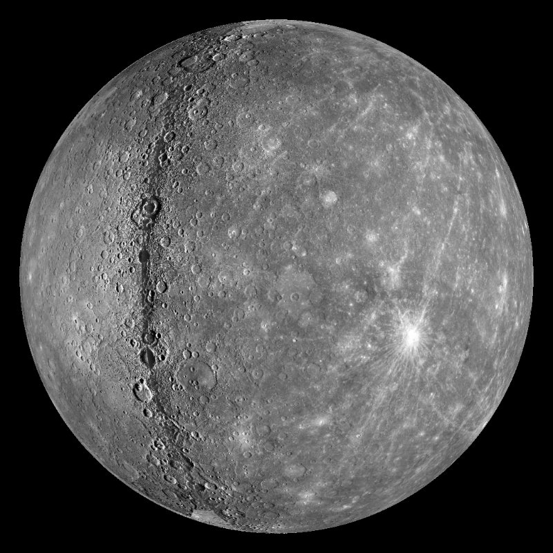 Mercury Planet (page 3) - Pics about space