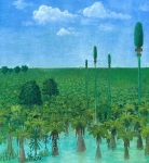 Reconstruction of a 300 million year old forest