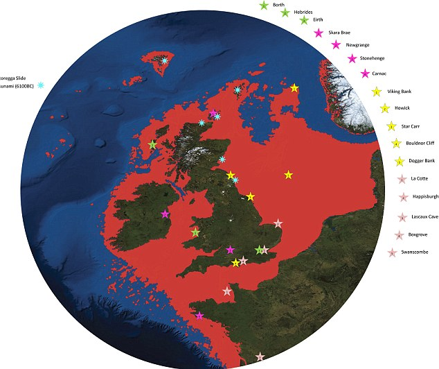 Doggerland The Ice Age Sea Level Rise And Human Migration