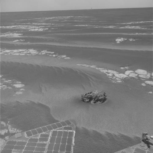 Meteorite on Mars: Shelter Island Iron