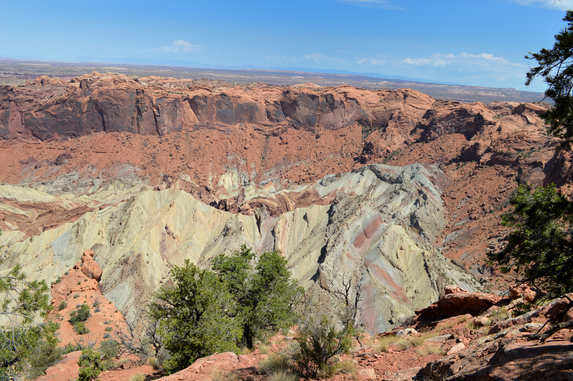 Nh Photography Upheaval Dome Canyonlands National Park