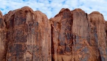 Dating desert varnish