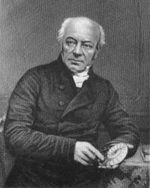 William Buckland around 1845. Image: Wikipedia