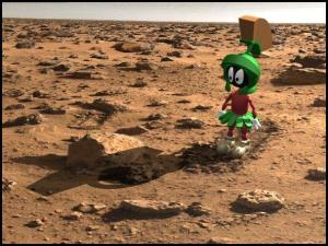 "No one is expecting to find this on Mars.   At best  a ""simple"" life form like a bacteria is possible.  But is that ""life"" and how would that impact our view of life on earth?"