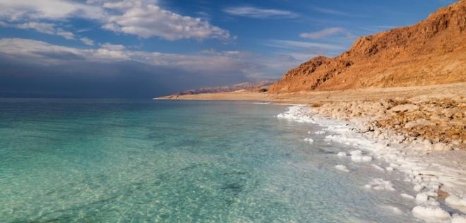 Dead Sea Landscape