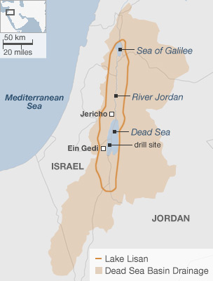 Origins of the Dead Sea Part III The Levant  A Land Literally