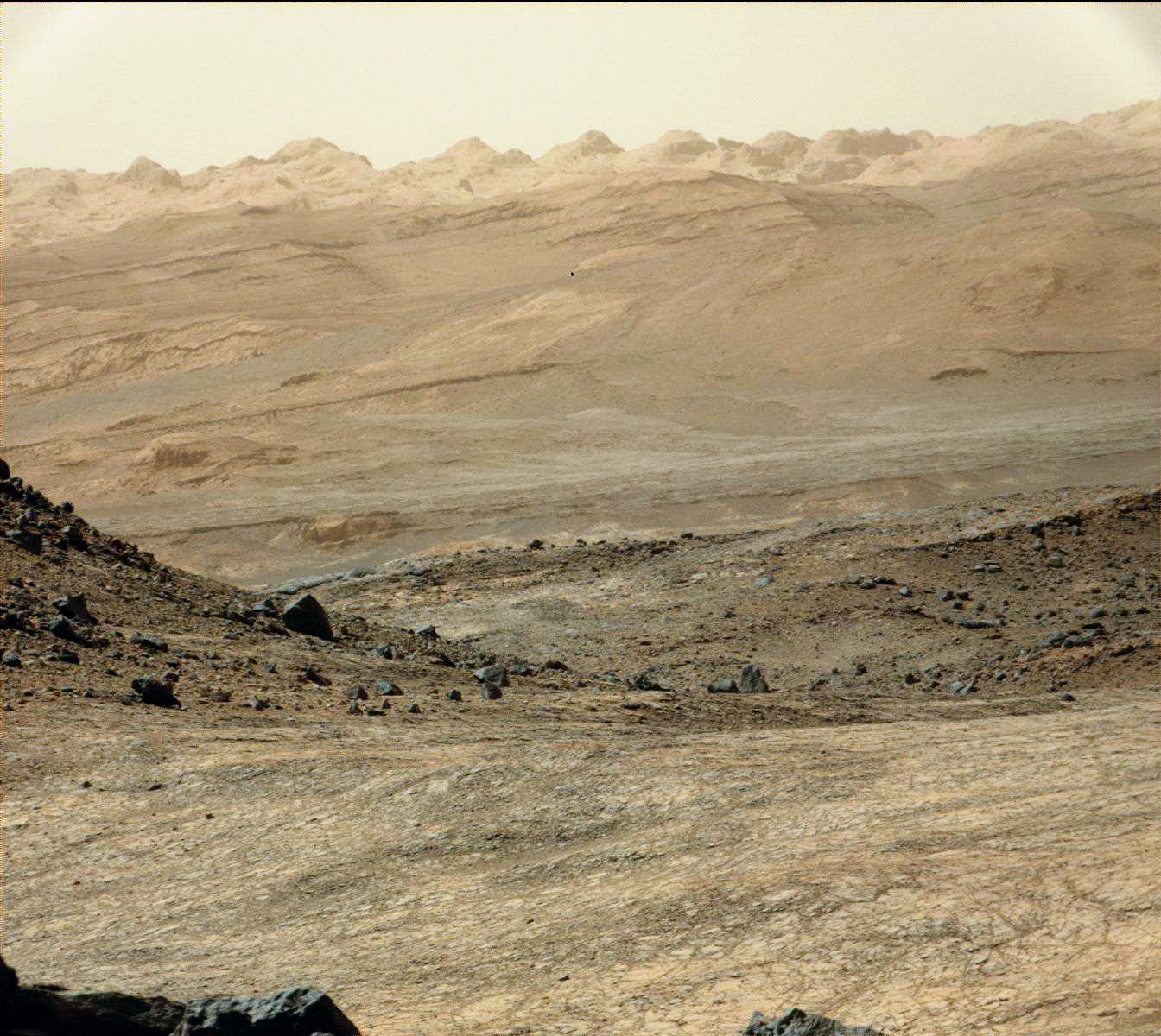 Curiosity Rover Update: Diverse Geological Formations on ...